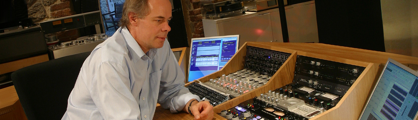 Simon Heyworth Mastering