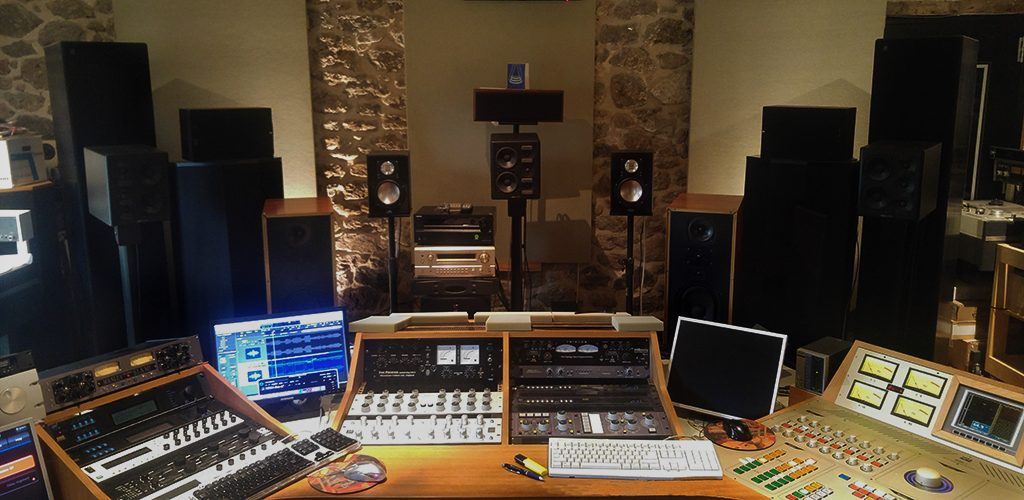 Super Audio Mastering | Our Studio